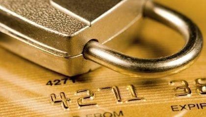 Security Credit Card and Lock_Medium__Comp