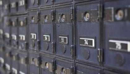 Mailboxes on a Wall_Medium__Comp